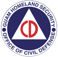 Guam Homeland Security Logo